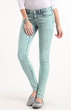 Bullhead Black Over Dyed Skinniest Jeans at PacSun.com