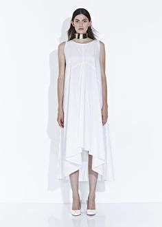 kowtow clothing - 100% certified fairtrade organic cotton clothing - Shadow Dress