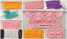 ŞİŞ İLE ÖRÜLEN EN KOLAY ÖRGÜ ÇOCUK BOLERO (RESİMLİ ANLATIMLI) | Nazarca.com Diy Crafts Knitting, Easy Knitting Patterns, Knitting Stitches, Free Knitting, Stitch Patterns, Purl Stitch, Seed Stitch, Crown For Kids, Baby Mermaid