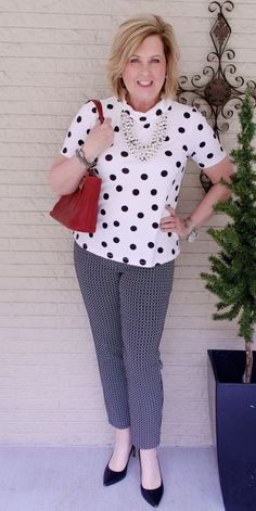 50 IS NOT OLD   PATTERN MIXING FOR BEGINNERS   FASHION OVER 40