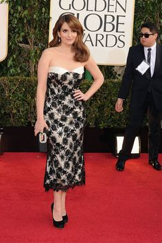 Tina Fey - 70th Annual Golden Globe Awards …