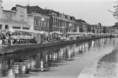 Luilakmarkt Haarlem, Raamsingel