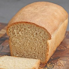 Homemade Whole Wheat Bread 1¼ cups warm water 1½ teaspoons honey (or sugar) 1½ teaspoons active dry yeast 2 cups whole wheat flour 1⅓ cups all-purpose flour 2 tablespoon oil 1½ teaspoons salt