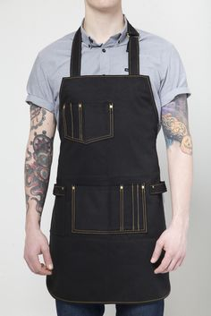 back leather apron - Google Search