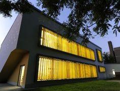 Mustármag Óvoda, Szolnok, #árnyékolók, #építészet, #alumínium, #homlokzat
