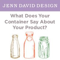 Sitting on the shelf, your retail product needs a container. How do you choose? What style best suits your gourmet food brand?