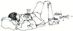 James Richards Sketchbook: 2012