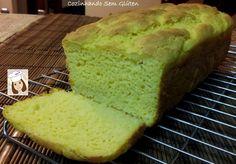 Pão de abóbora - livre de glúten e lactose- LINDO!