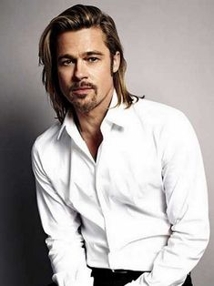 chic long hairstyle for men