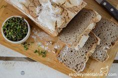 wegański chleb bezglutenowy