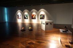 """Exposición colectiva """"Todos los lugares imaginados"""" Sala El Palmeral - Espacio Iniciarte #Málaga #ArteContemporáneo #ContemporaryArt #Art #ArteEspañol #Arte #Arterecord 2016 https://twitter.com/arterecord"""