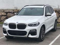 2017 BMW X3 M40i M-Sportpack - SUV TV Panorama Head-Up  Tags: #2017 #BMW #X3 #M40i #MSportpack #SUV #Panorama #HeadUp Coolest Cars, 2017 Bmw, Bmw X3, Car Garage, Dream Cars, Super Cars, Vehicles, Passion, Sexy