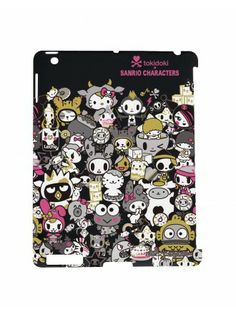 tokidoki x Sanrio Characters Tablet Case