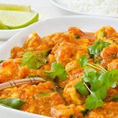 Tempeh Coconut Curry #vegan