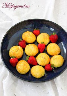 Mutfağımdan: Portakalli Lor Kurabiyesi