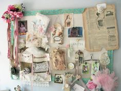 Inspiration Board by kristen7744, via Flickr