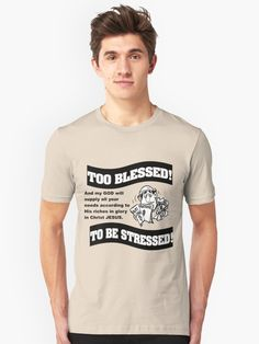 Too Blessed To Be Stressed! by Wokeness