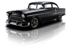 1955 Chevrolet Del Ray ... WoW