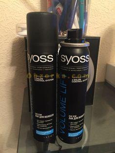 Стойкий лак для волос от Syoss