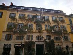 Due passi in corso Como non fanno mai male. #milanodavedere Milano da Vedere