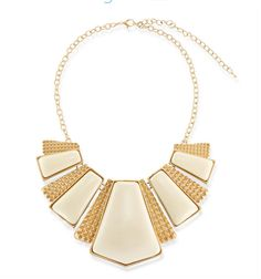 810931 Deco Necklace Over sized Necklace