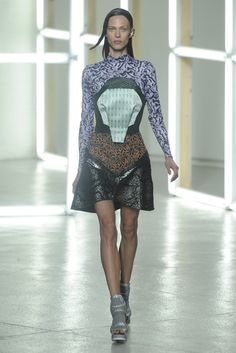 The New Modern Spring 2013 Trends: Maximal (Rodarte RTW Spring 2013)