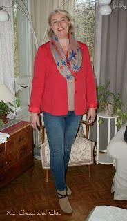 XL Cheap & Chic: Punainen teemaviikko päivä 2 - Red theme week day ...