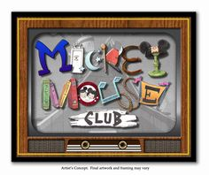 Destination D and 55th Mickey Mouse Club Anniversary