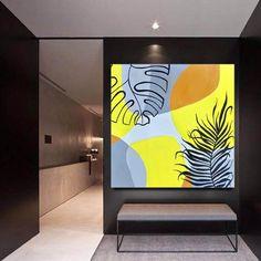 Abstract Art-Original PaintingContemporary ArtDine Room Wall image 0