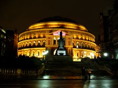 #London #City RoyalAlbert Hall