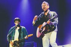 Damon Albarn to be joined by Blur bandmate Graham Coxon at Royal Albert Hall show.