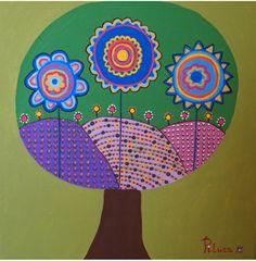arbolitos, Pilar Soriano