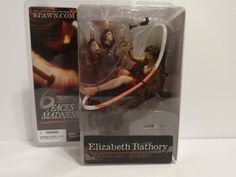 Mcfarlane 6 Faces of Madness Elizabeth Bathory  Action Figure #McFarlaneToys