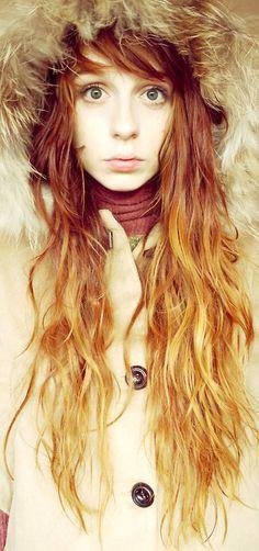 They Call Me Redhead: Eskimo es!
