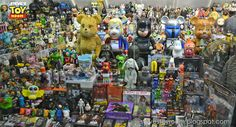 Steve's Toy Room: A Toy Hunting Adventure in Hong Kong