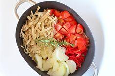 eenpans pasta