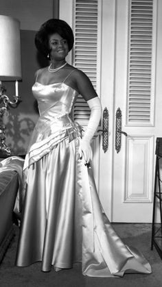 This 1962 Charles Williams image shows Brenda A. English, the first African American Rose Queen candidate. Williams and Harry Adams survived into the 1980s, and Guy Crowder died in 2011.
