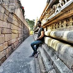 #throwback #memories #khajurao To all my dear fans... I love you forever. Please its my request not to react on irrelevant and baseless things. Leave them with their own thoughts. Just be happy always.