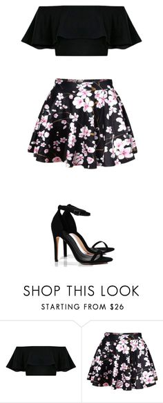 """""""Untitled #68"""" by leikas ❤ liked on Polyvore featuring WithChic and Boohoo"""