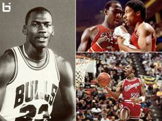 Chains in the NBA http://ballislife.com/gold-chains-in-the-nba-from-dr-j-to-chocolate-thunder-to-mj/