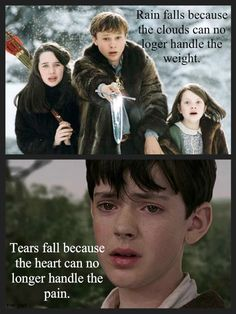 Imagine how Edmund felt, after he realized he had betrayed his family and put them in danger. Albus Dumbledore, Httyd, Narnia 3, Edmund Pevensie, Cs Lewis, Chronicles Of Narnia, Disney Quotes, Book Fandoms, Movies Showing