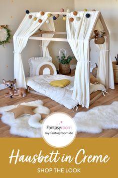 Kids Room Design, Room Interior Design, Ikea Kids Room, Boy Decor, Childrens Room Decor, House Beds, Big Girl Rooms, Kid Beds, Girls Bedroom