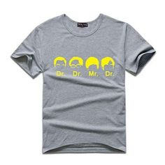 """The Big Bang Theory """"Characters"""" T-Shirt"""