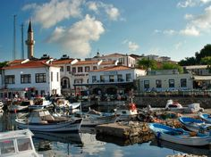 # 1.  BOZCAADA AND THE TURKISH AEGEAN ISLANDS  Readers' Choice Rating: 80.8    Scenery: 94.7  Friendliness: 84.2  Ambience: 89.5  Beaches: 75.0  Activities: 68.8  Lodging: 76.9  Restaurants: 82.4