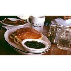 Bubby's et ses légendaires pancakes a New York