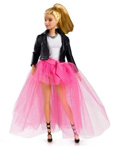 Barbie styled by Spanish designers