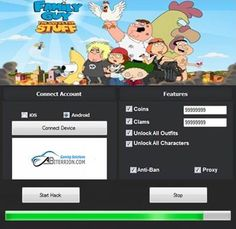 Family Guy The Quest for Stuff Hack Download http://abiterrion.com/family-guy-the-quest-for-stuff-hack/