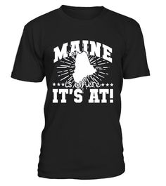# Maine T-Shirts .   Solid colors: 100% Cotton; Heather Grey: 90% Cotton, 10% Polyester; All Other Heathers: 65% Cotton, 35% Polyester Imported Machine wash cold with like colors, dry low heat Lightweight, Classic fit, Double-needle sleeve and bottom hem
