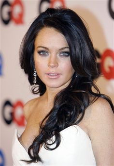 Old Lindsay Lohan picture she was sooo pretty!!!