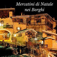 Tanta attesa ed emozione per l'arrivo dei #MercatinidiNatale nei #BorghipiùbellidItalia #countdown #trentino #comanocattoniholiday